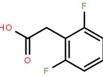 2,6-二氟苯乙酸